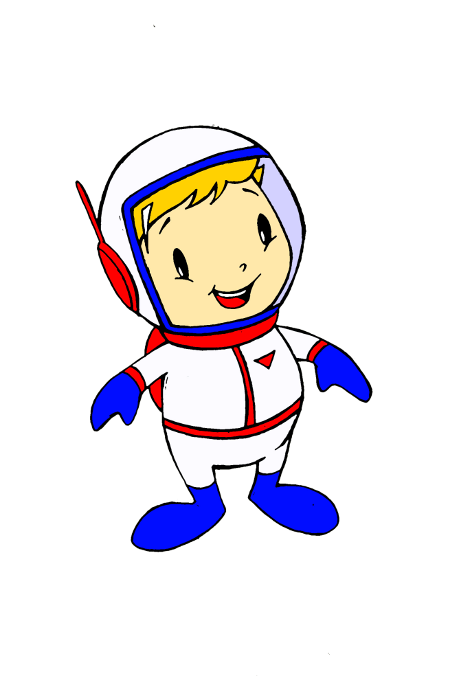 astronauta colorido_brancopng